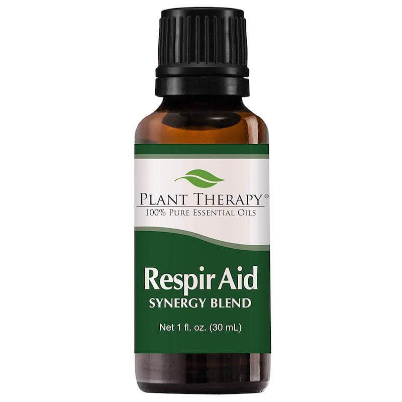 Plant Therapy Respir Aid Synergy hangover