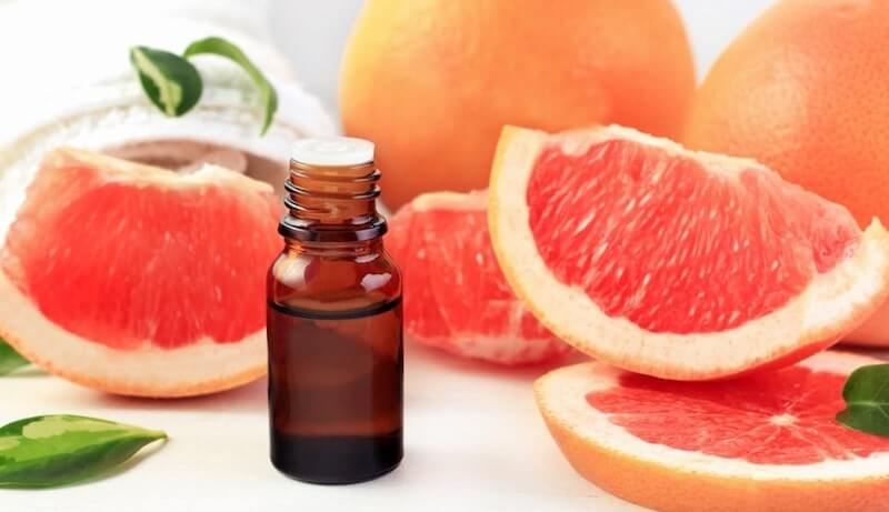 grapefruit oil hangover