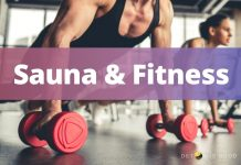 Use Sauna Before After Workout