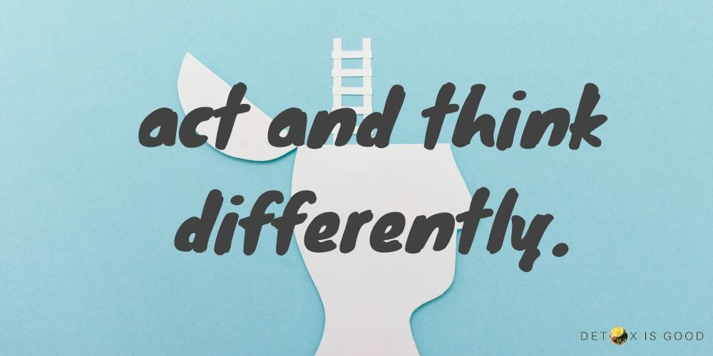 act think differently