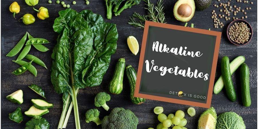 alkaline vegetable