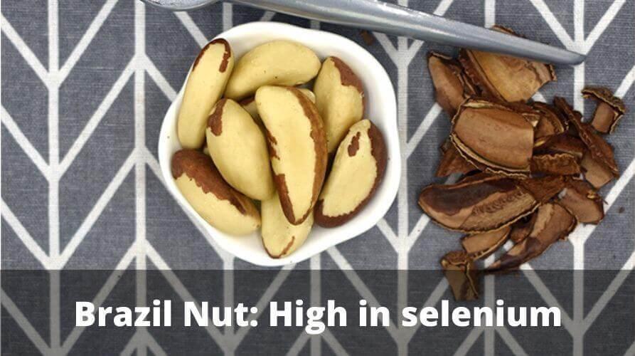 brazil nut selenium