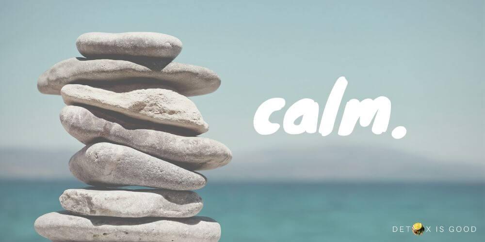 calm stone