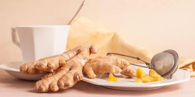 ginger tea health