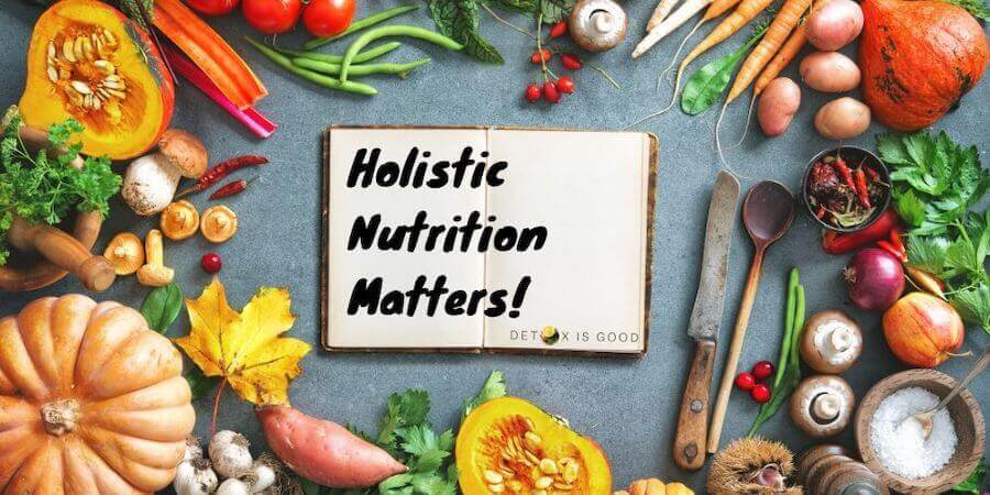 holistic nutrition matters