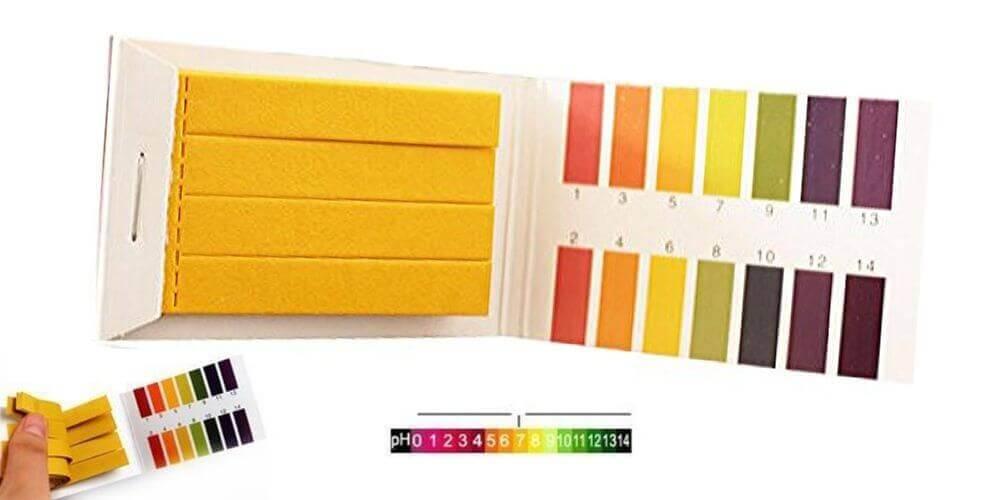 ph test stripe