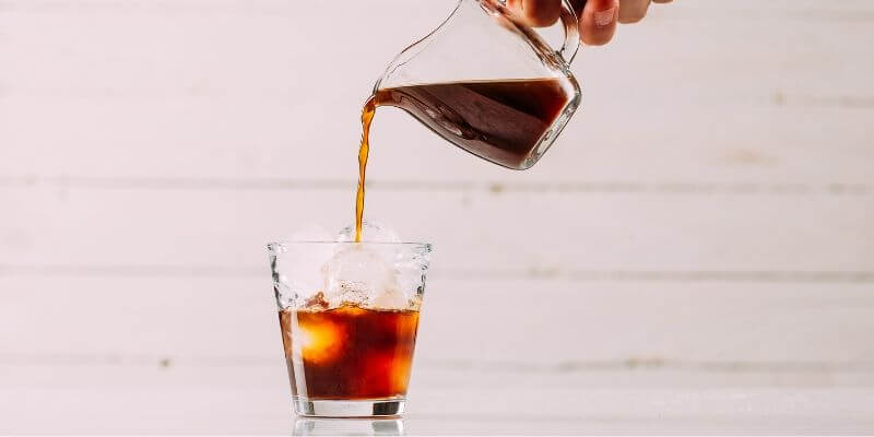 cold brew chicory coffee