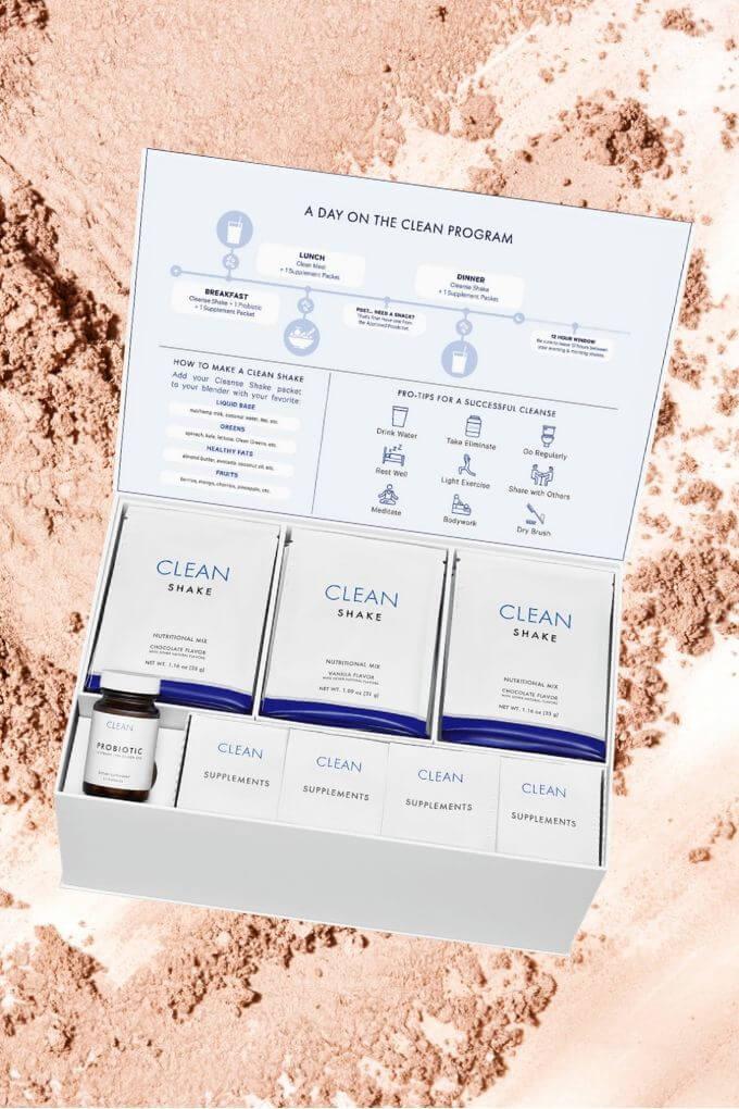 clean program unbox