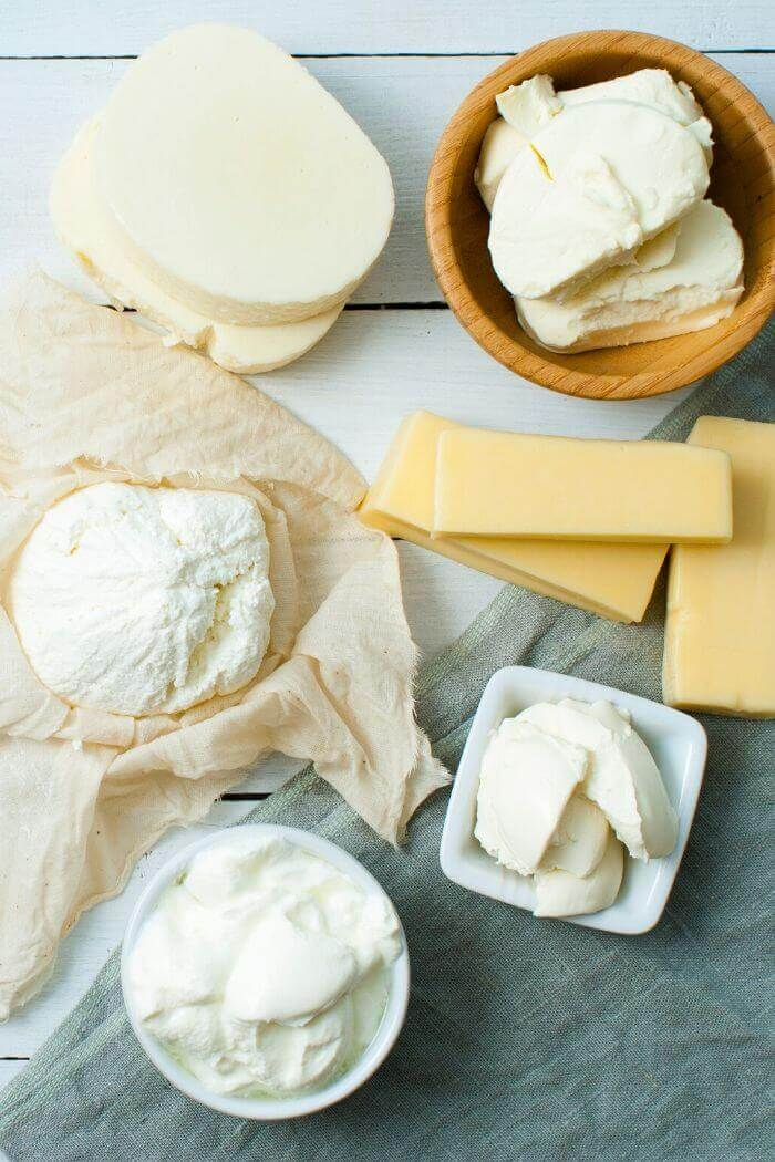dairy cheese